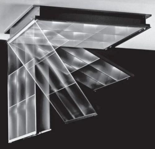 deep cell retrofit kit for damaged or broken light cover diffuser fluorescent
