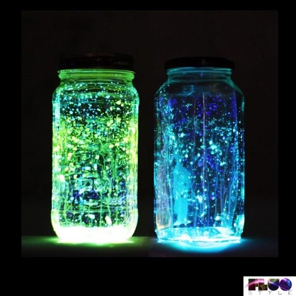 Phosphorescent Luminescent Glow In Dark Liquid Paint