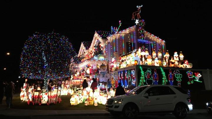 Santa's Corner house