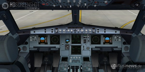 Flightsim Labs A320 Vc - Year of Clean Water