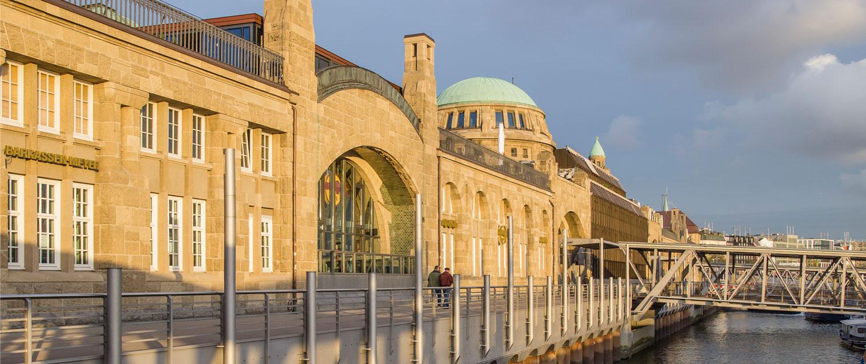Hochwasserschutz an der Elbe