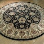 Contemporary Kitchen Round Area Rugs Home Inspirations