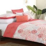Coral Bedding Sets Color Sheets Home Inspirations Best Coral Bedding Sets And Ideas