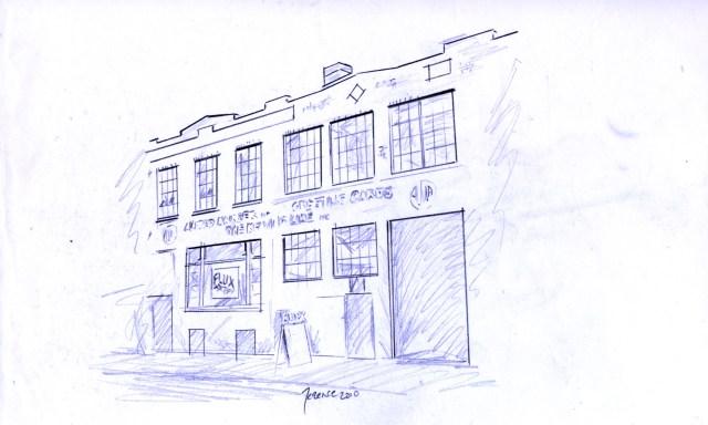 Flux Facade Sketch