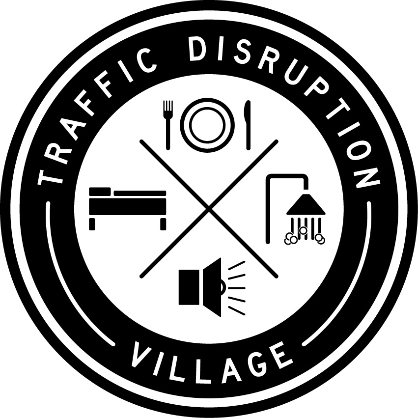 Traffic Disruption Village: Open Design Charrette