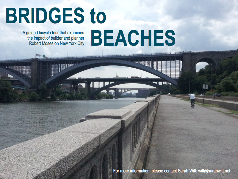 BRIDGES To BEACHES