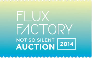 Flux Factory's 2014 Benefit