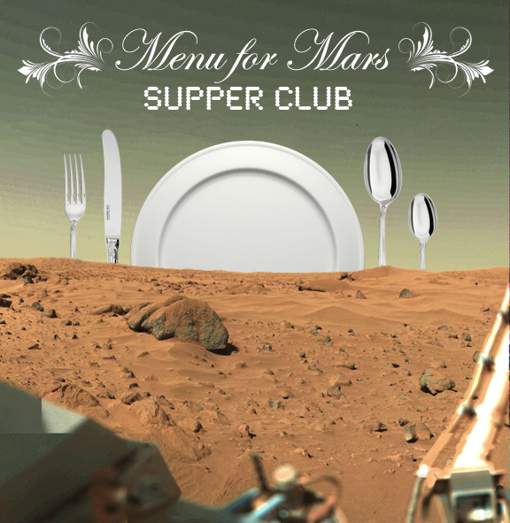 Menu For Mars Supper Club (M4MSC)