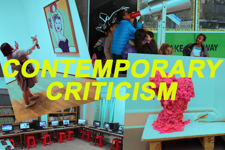 Contemporary Criticism