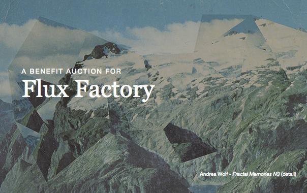 Flux's 9th Annual Benefit Auction 2015