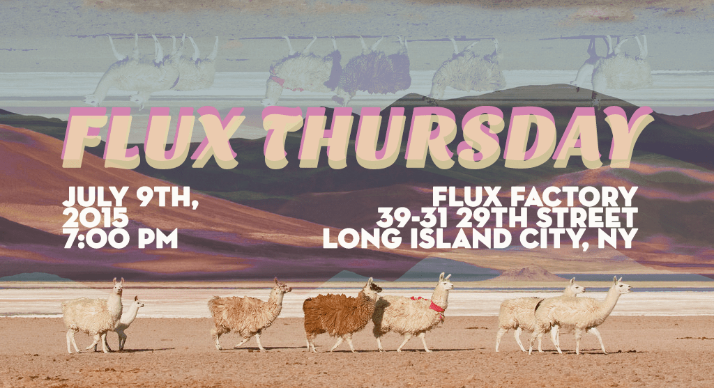 July Flux Thursday