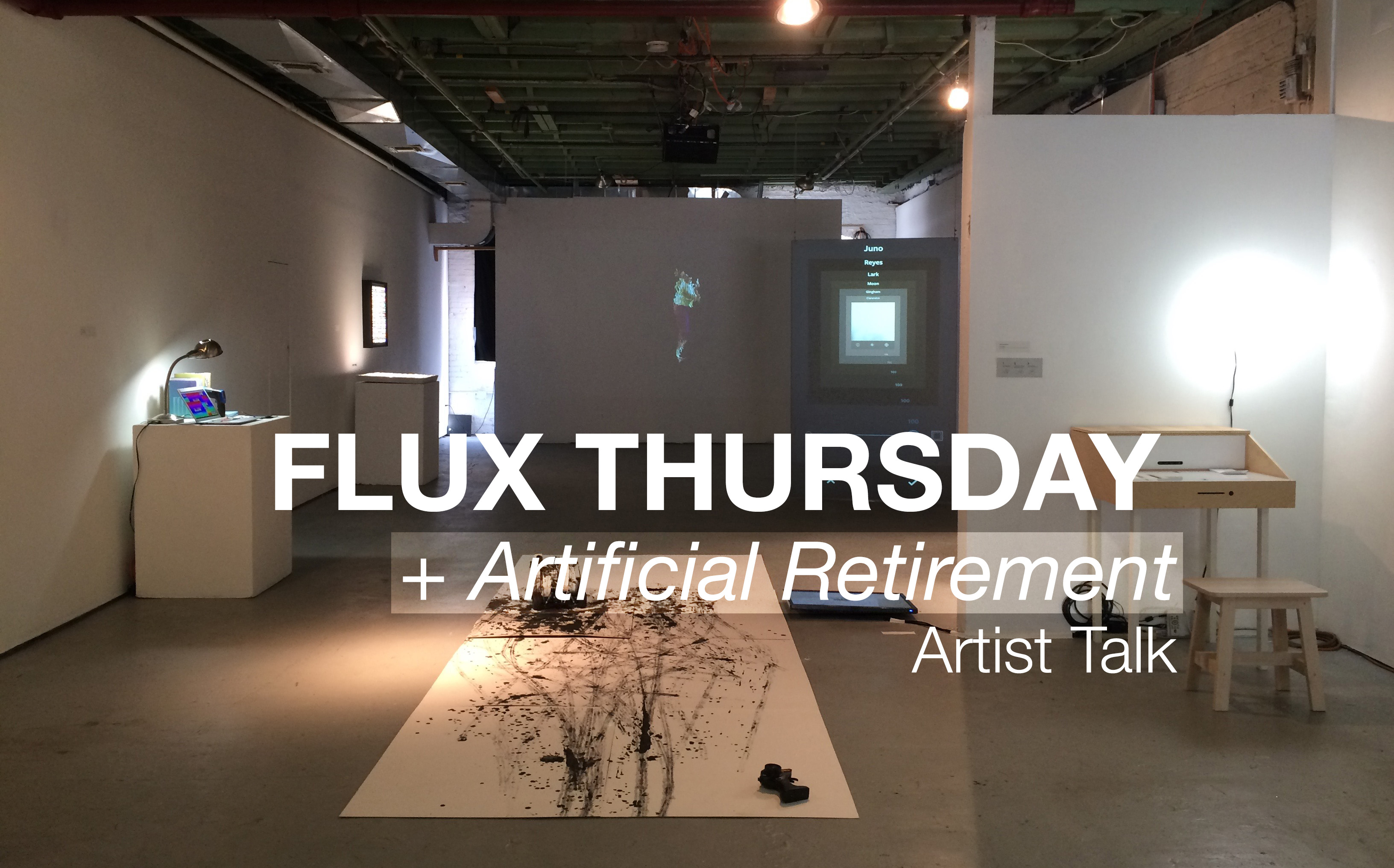 Flux Thursday : Artificial Retirement