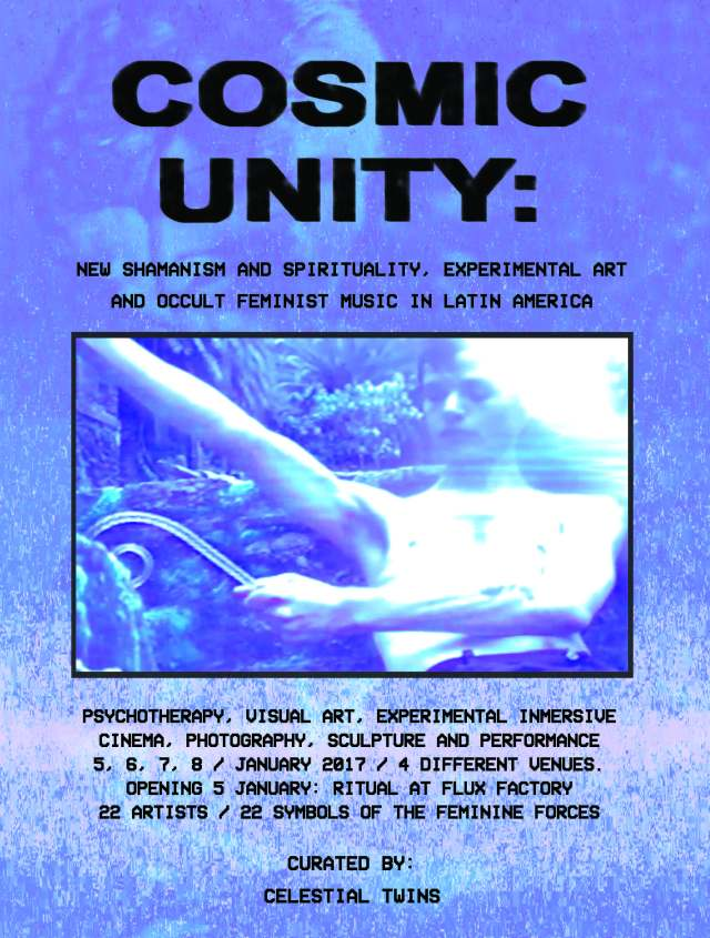 Cosmic Unity Occult Art And Music In Latin America Flux Factory