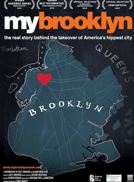 "Film Screening, ""My Brooklyn"" With The Real Estate Investment Cooperative"