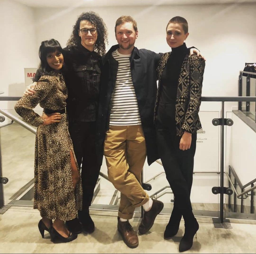Video Jam: Eliyana Evans, Sarah Hill, Shereen Perera & Filmmaker Scout Stuart