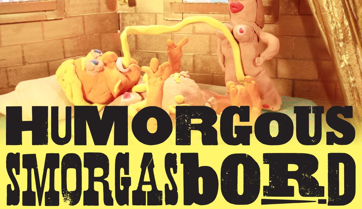 Flux Major Exhibition: Humorgous Smorgasbord