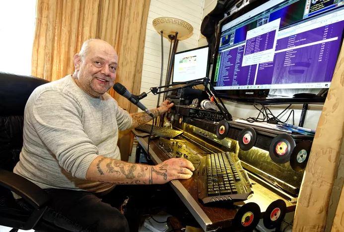 Radio Atletico uit Nuland gepakt