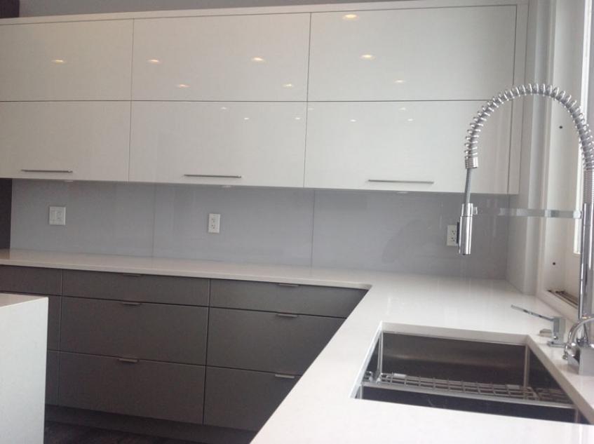 grey backsplash kitchen cabinets raleigh nc » flux glass