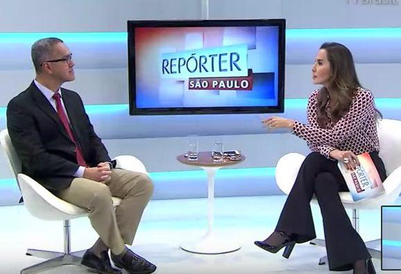 Entrevista sobre Trombose Venosa à TV Brasil