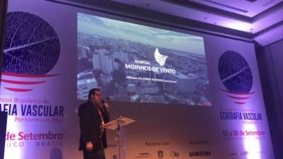 Curso Básico de Ecografia Vascular com Doppler Pré-congresso  - Congresso Brasileiro de Ecografia Vascular - Marcelo Teruchkin