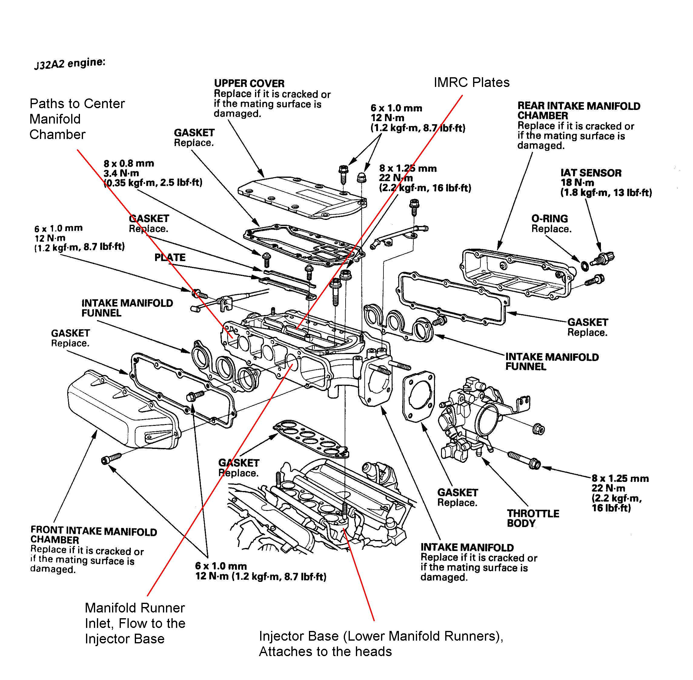 in addition 2003 acura cl type on 1997 acura cl 3 0 engine diagram