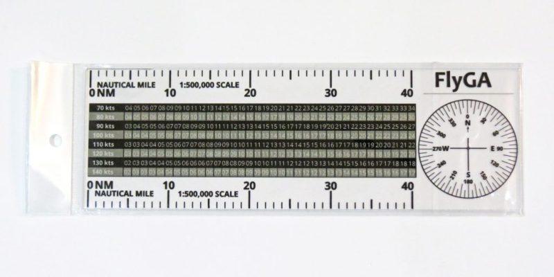 FlyGA MR-1 Diversion Ruler