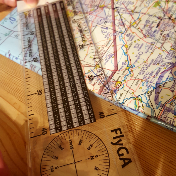 MR-1 Diversion Ruler (Plotter)