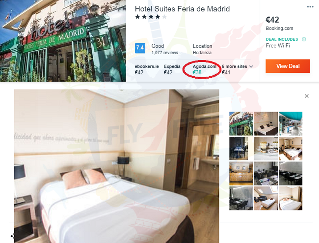 Summer Collection Of Top Rated 4 Hotels In Madrid From