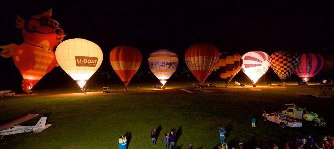 Festa dell'Aria: sabato 8 settembre il Balloon Glow. Domenica voli in mongolfiera accessibili anche alle persone con disabilità