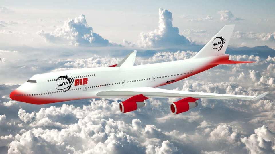 Samolot pasażerski