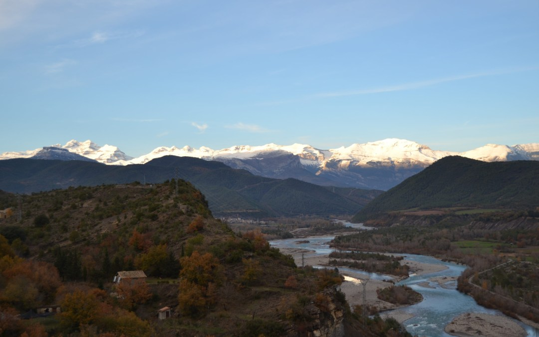 Escapada relax al Pirineo Aragonés. Monasterio de Boltaña y Aínsa