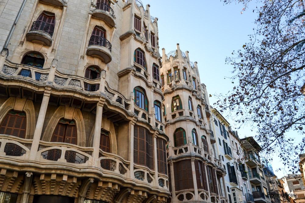 Plaza del Mercat Palma