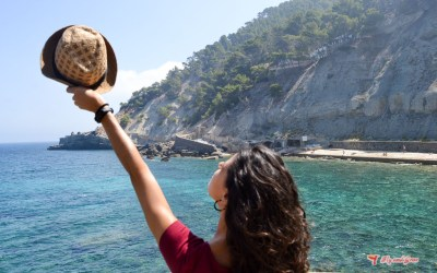 Cala Banyalbufar, un día de mar y gloria en Mallorca