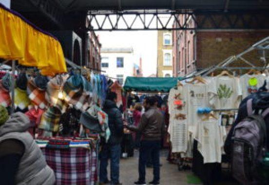 mercado de Londres