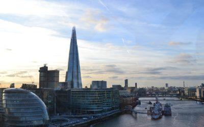 Tocando el cielo de Londres: los mejores miradores de la ciudad