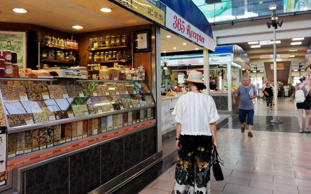 Mercado del Olivar