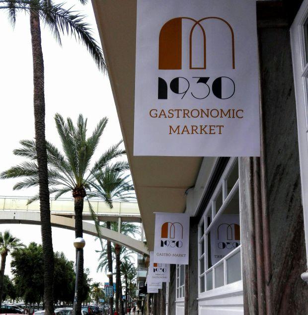 Mercado Gastronómico de Palma 1930