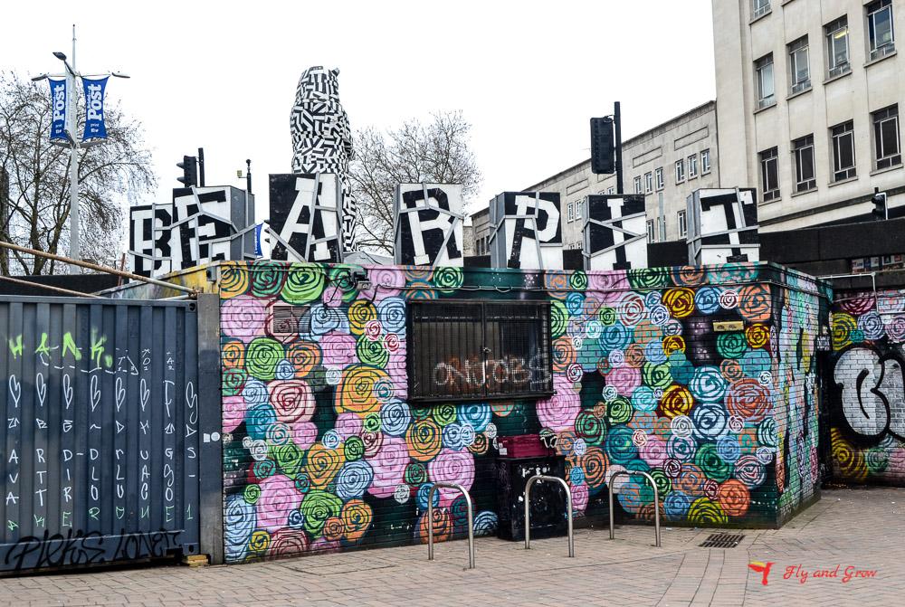 street art de Bristol