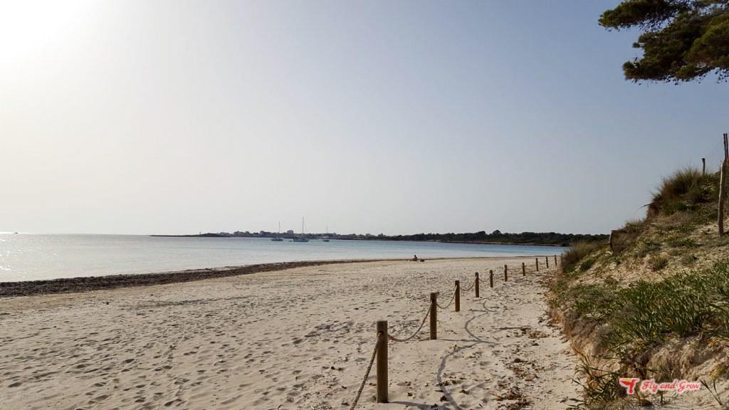 playa es carbo Mallorca