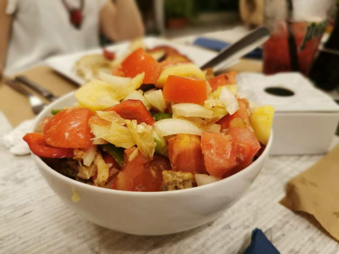 platos típicos de Formentera