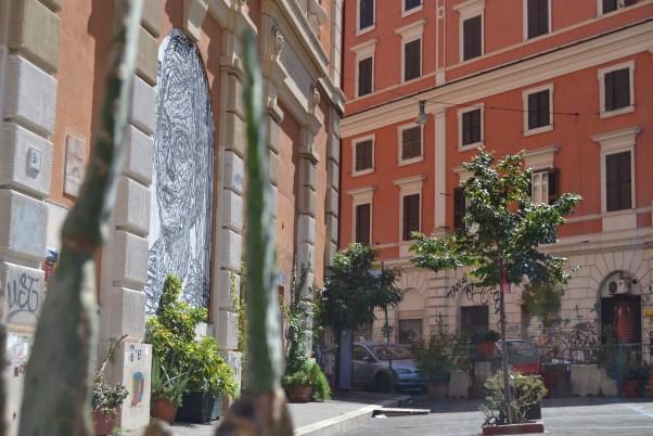 Barrio de San Lorenzo, Roma