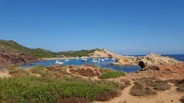 Norte de Menorca © Propiedad de Fly and Grow