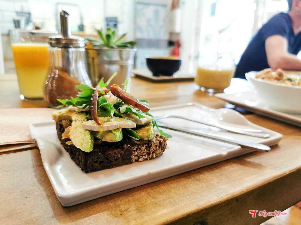 donde desayunar en Palma centro