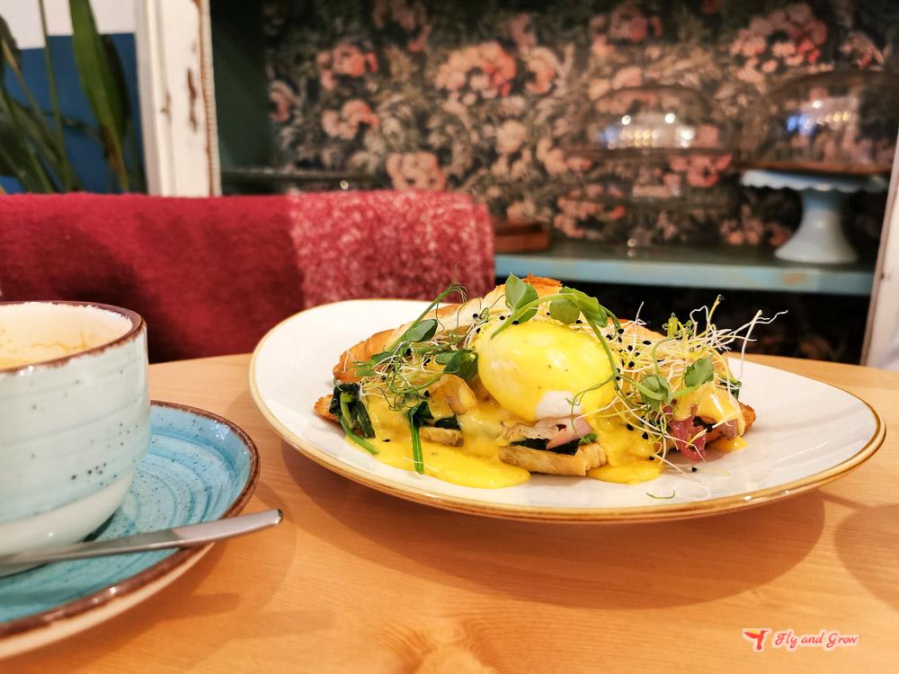 sitios bonitos para desayunar en palma de Mallorca