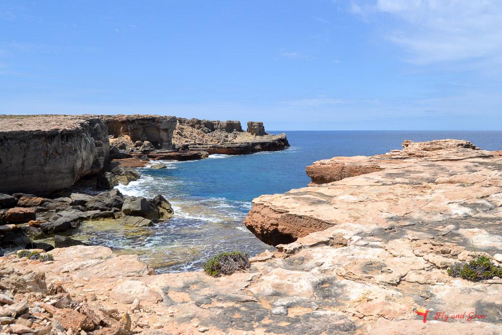 ruta de 4 días en Formentera