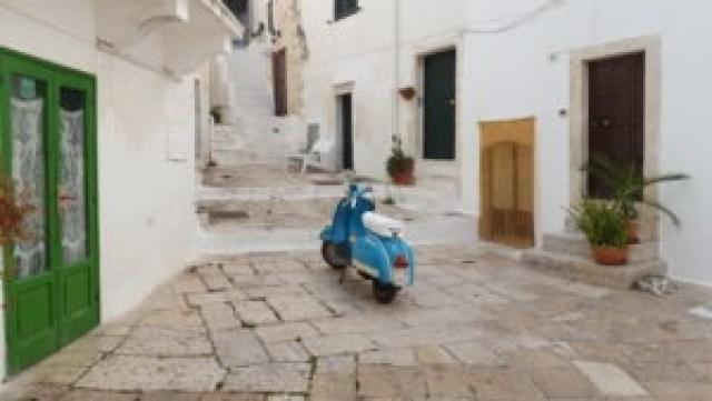 Calle de Ostuni