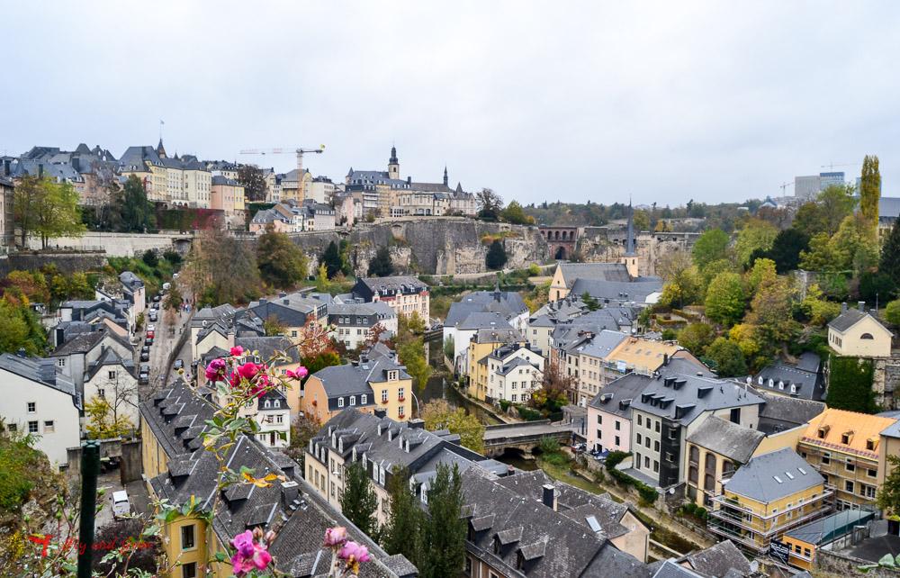 Grund, ciudad de Luxemburgo