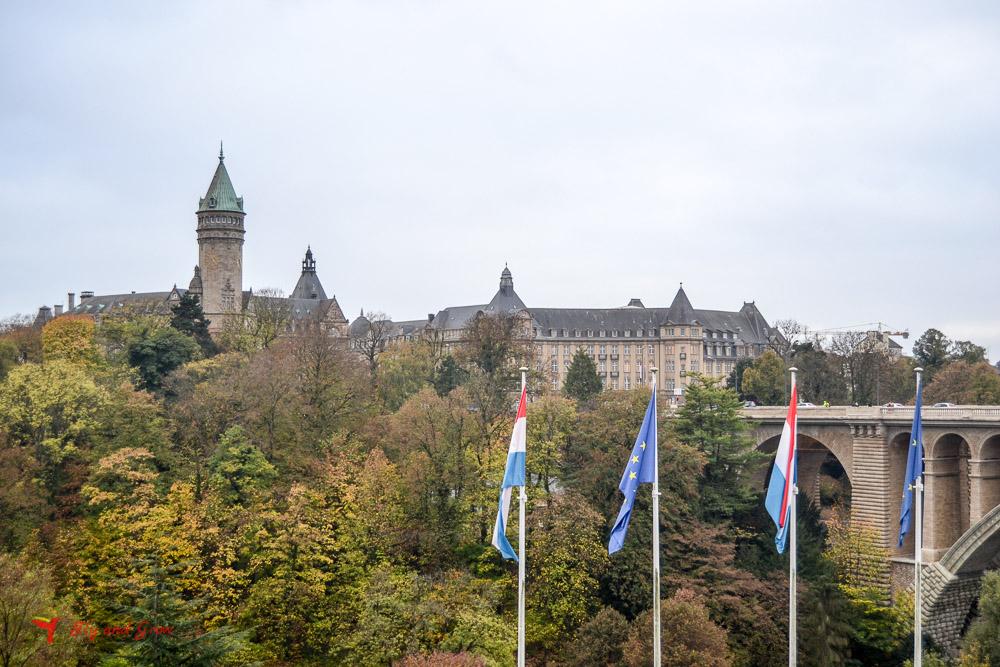 donde comer en Ciudad de Luxemburgo