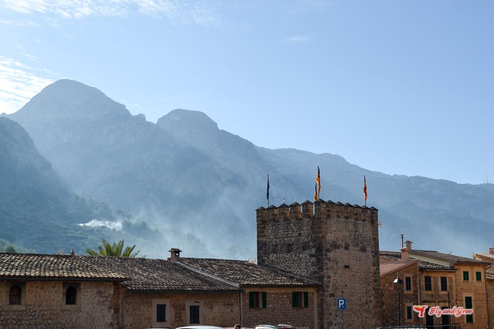 Castillo de Fornalutx