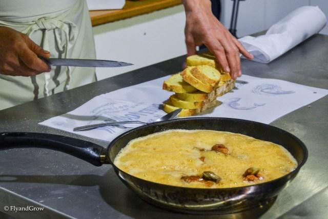 Taller gastronómico con Floren Bueyes
